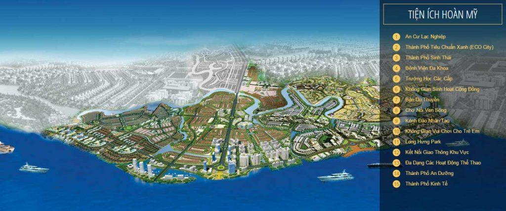 Dự án dreamland city