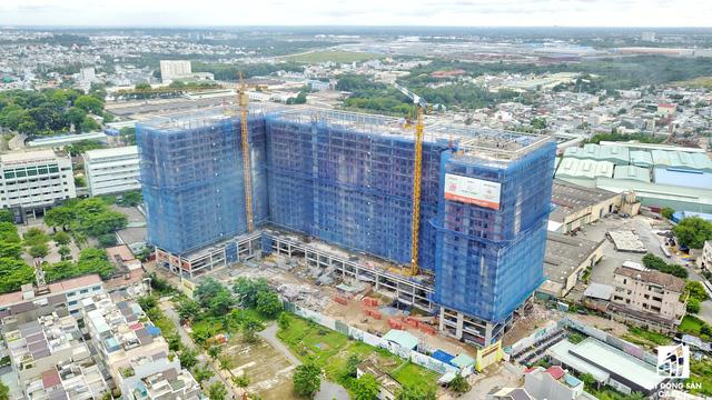 Dự án 9 Views của Hưng Thịnh Land nằm cạnh nhà ga metro Bình Thái (quận 9).