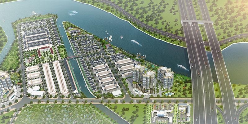 Dự án Green City Quận 9 01