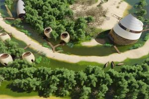Khu Bungalow – Pop up Mangrove Resort